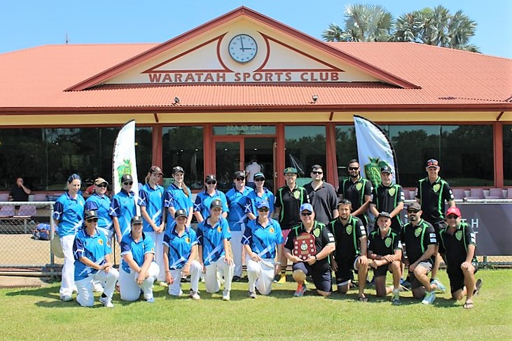 Darwin Women vs NT Lords Taverners 2018