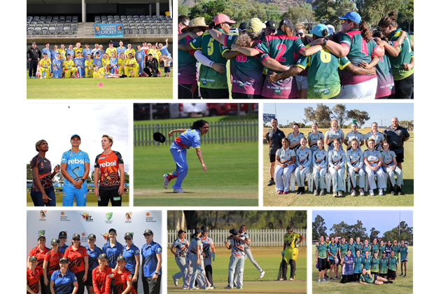 NT Cricket for women and girls #IWD2018
